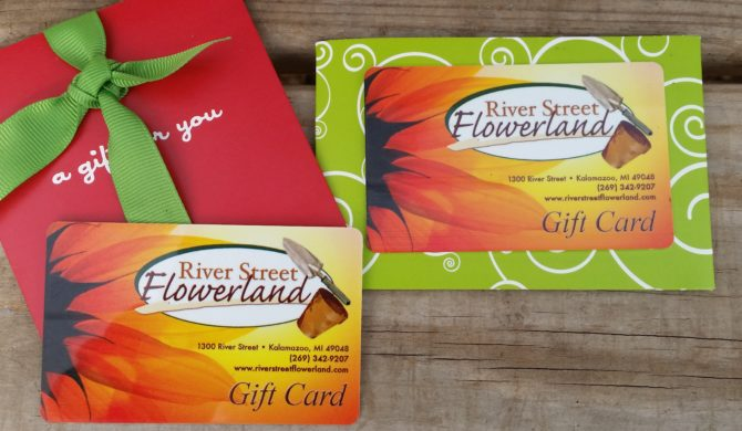 RSF Gift Cards Always Available!