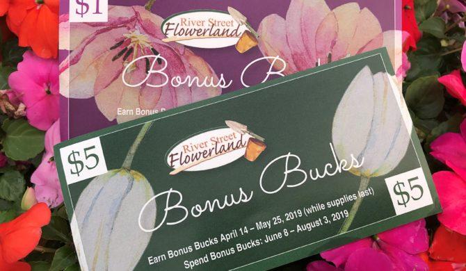 June 8 – Spend RSF Bonus Bucks!