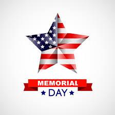 Memorial Weekend Hours
